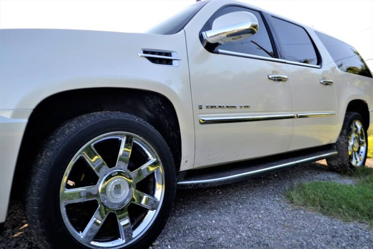 maintain car tire