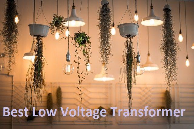 best low voltage transformer for landscape lighting reviews
