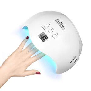 Nail Curing Lamps, Nail Lamp 48W Led Lamp for Nails Nail Dryer Nail Gel Lamp