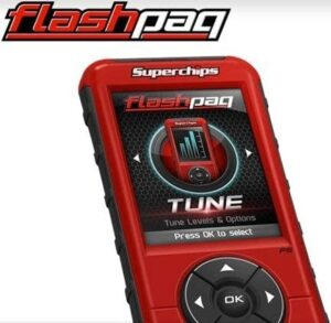 Superchips 3845 Flashpaq F5 Tuner